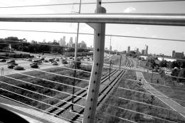 RING RING POEM SIXTEEN, Sabo Bridge, Minneapolis, MN; June25-30
