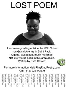 Lost Poem Kyra